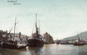 SUNDSVALL , Sweden , 00-10s ; Hamnen