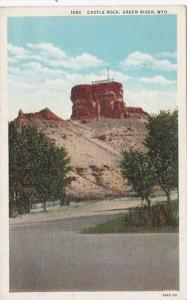 Wyoming Green River Castle Rock Curteich
