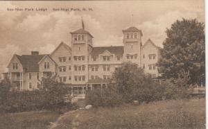 SOO NIPI PARK , New Hampshire , 1920-30s ; Soo-Nipi Lodge