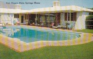 Bob Hopes With Pool Palm Springs California