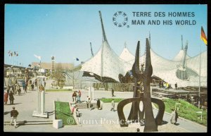 Terre des Hommes - Man and his World
