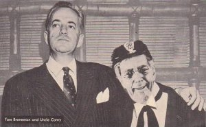 California Hollywood Tom Brennan and Uncle Corny