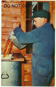 Filtering Maple Sugar