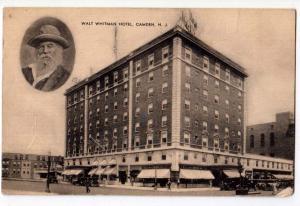 Walt Whitman Hotel, Camden NJ