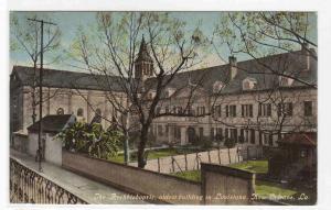 The Archbishopric New Orleans Louisiana 1910c postcard