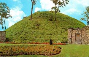 West Virginia Moundsville The Grave Creek Mound