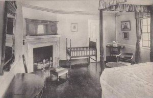 Virginia Mount Vernon Nelly Custis Room Home Of George Washington Albertype