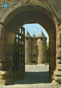 France, Arts et Couleurs de L'Aude Carcassonne, unused Postcard