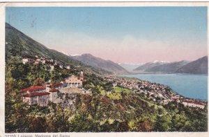 LOCARNO, Ticino, Switzerland, 1910-20s; Madonna del Sasso