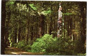 Sitka National Monument - Lover's Lane, Alaska