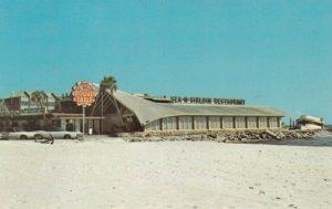 BILOXI , Mississippi , 1950s-60s ; Cabana Beach Motel
