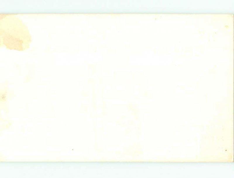 Pre-1980 RADIO CARD - CB HAM OR QSL New Castle Delaware DE AH1724