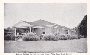 Greever Building for Men, Lowman Home, White Rock, South Carolina, 40-60s
