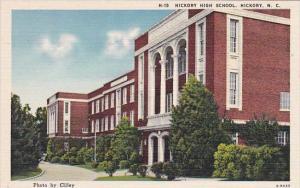 Hickory High School Hickory North Carolina