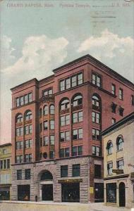 Michigan Grand Rapids Pythian Tempie 1912