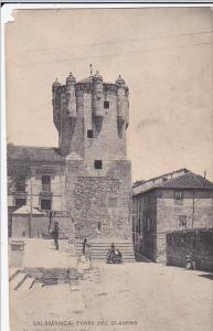 Torre Del Clavero, Salamanca, Spain, 1900-1910s