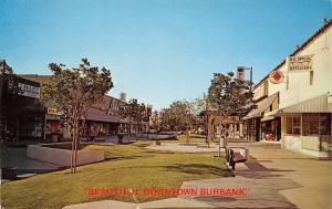 Burbank CA Beauty & Barber Supply~O G Optical/Opticians~Lyon's~Golden Mall 1960s