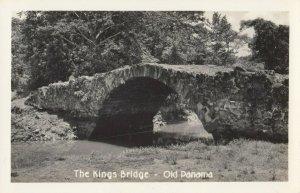 RP: The Kings Bridge , PANAMA , 1930-40s