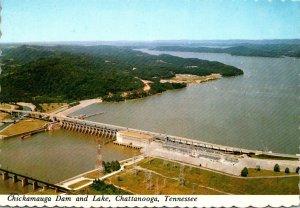 Tennessee Chattanooga Chickamauga Dam and Lake