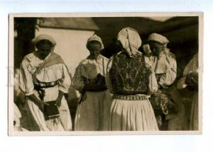 227133 Czechoslovakia TRENCIN women Vintage photo Karel Plicka