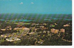 South Carolina Clemson Aerial View Clemson University Campus