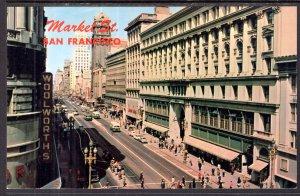 Market Street,San Francisco,CA