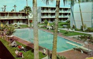 Arizona Phoenix Sahara Hotel Swimming Pool