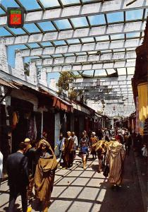 Morocco Tetuan Calle Tarrafin Rue Terrafin Street Strasse