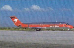 AEROMEXICO McDONNELL DOUGLAS DC-9-32