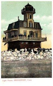 Connecticut Bridgeport Light House