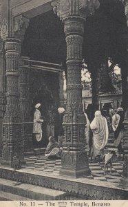 BENARES , India , 00-10s ; The Monkey Durga Temple
