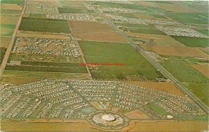 AZ, Mesa, Arizona, Venture Out 5001, RV Resort, Postmark 1979, McGrew
