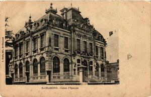 CPA St-Chamond Caisse d'Epargne (687249)