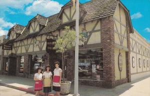 Swedish Village , KINGSBURG , California , 50-60s