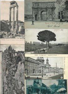 Italy Roma Rome Postcard Lot of 20   01.14