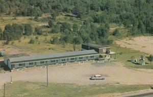 NORTH BAY, ONTARIO, Canada, HI-VUE MOTEL, 50-60s