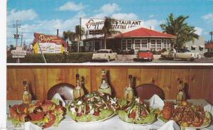Louis Pappas' Restaurant, ST. PETERSBURG, Florida, 50-60s