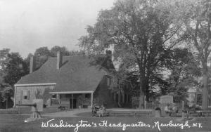 Newburgh New York Washington Headquarters Real Photo Antique Postcard K48288