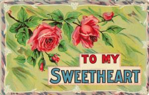 Postcard To My Sweetheart