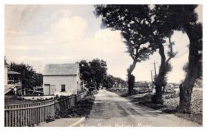 Massachusetts  Nahant , Willow Road