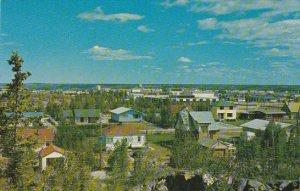 Canada Looking North Yellowknife Northwest Territories