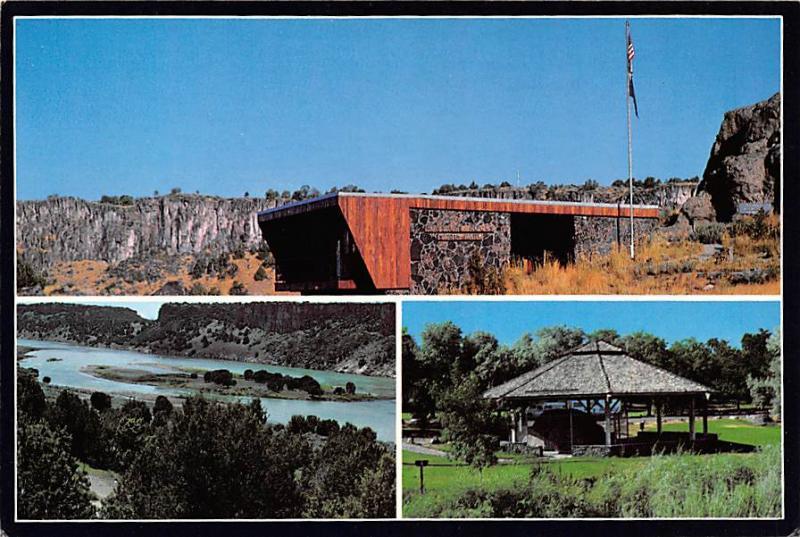 Massacre Rocks State Park - Idaho
