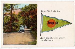 Banner - Jesup GA