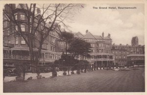 England Bournemouth The Grand Hotel sk3367