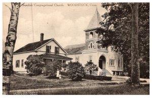 Connecticut     Woodstock  , Swedish Congregational Church