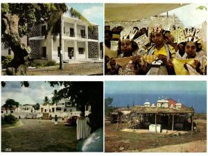 COMORE, MORONI , MADAGASCAR 13 CPA, l'Afrique pre-1980