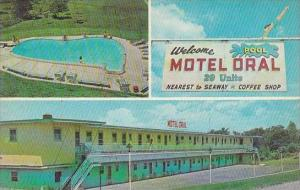 New York Massena Motel Oral