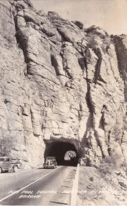 RP, Clay Pool Tunnel, Superior Highway, Arizona, 30-50s