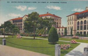 Florida St Petersburg U S Veterans Home At Bay Pines