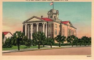 US    PC1882 BAY COUNTY COURT HOUSE, PANAMA CITY, FL